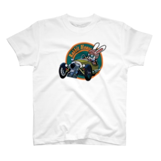 スリーホィラー T-shirts