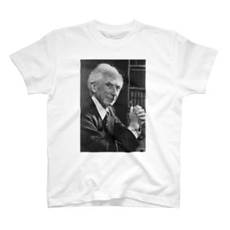 バートランド・ラッセル T-shirts