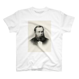 ゴットロープ・フレーゲ T-shirts