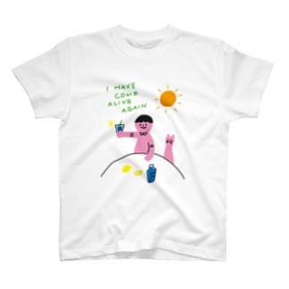 レモン夏 T-shirts