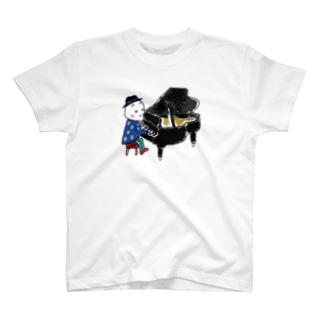 JAZZピアノ T-shirts