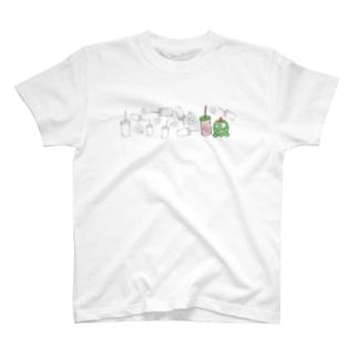 SHAKE_test T-shirts