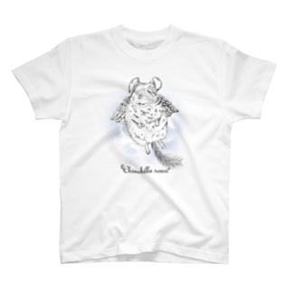 チンチラ天使〜カイカイしてほしい〜 T-Shirt