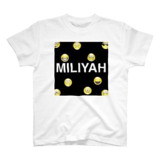 ミリヤ T-shirts
