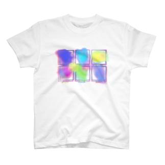 カラーコード T-shirts
