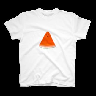 あゆかんのすいか T-shirts