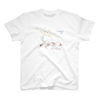 チンチラ星の王子様 T-shirts