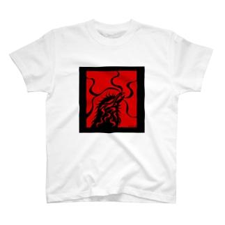 カラス(カラー) T-shirts