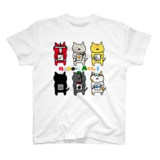 neko-s Act.1 T-shirts