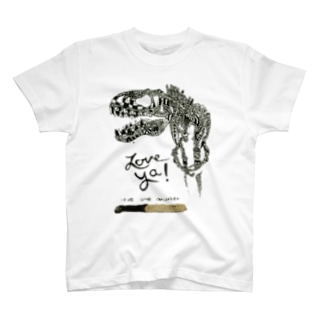 きょうりゅうマニア T-shirts