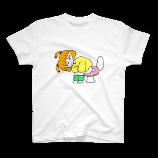 りかちゃんのはらいたチャン T-shirts