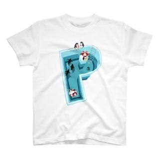 ペンギン・ケサロマ T-shirts