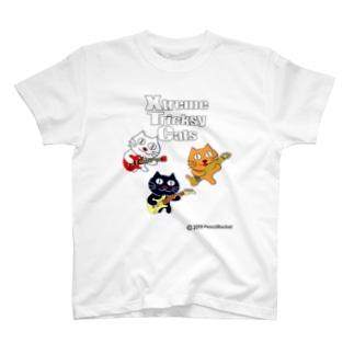ネコ兄弟 tXTC_60 T-shirts
