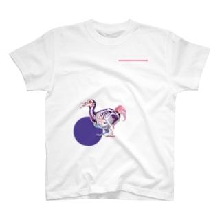 ドードーのホネ T-shirts