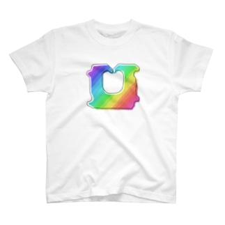 レインボーバッグクロージャー T-shirts