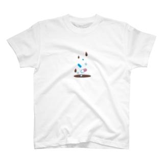 薬とチョコレート T-shirts