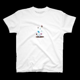 ななまるの薬とチョコレート T-shirts