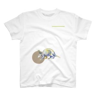 ツチブタのホネ T-shirts