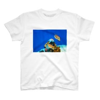 これから先もふたりで T-shirts