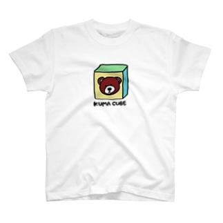 KUMA CUBE T-shirts