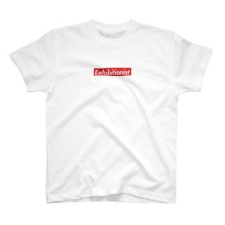 ろしゅつきょうT T-shirts