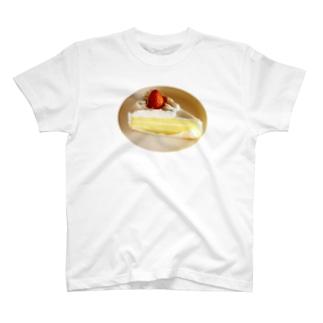 ケーキ T-shirts