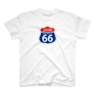 ニセコ・パノラマライン T-shirts