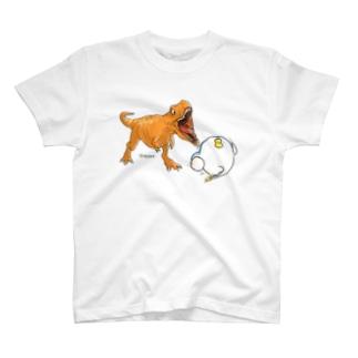 恐竜さんとあのとり。 T-shirts