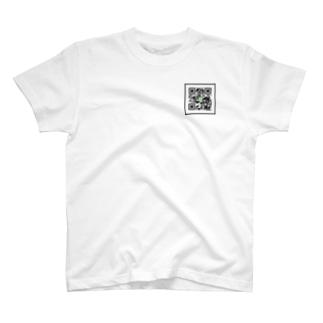 QRな世界 T-shirts