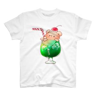 メロン T-shirts