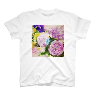 peony T-shirts