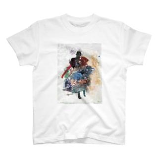 ひと T-Shirt