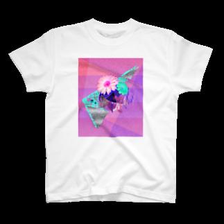 イロナモノ〜ミヤユリ〜のbeat  part2 T-shirts