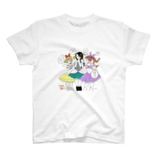 乙女の戦い T-shirts
