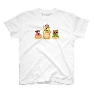 しょーちゃんにパンケーキもってきて! T-shirts