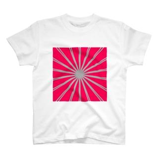 岡田きのこデザイン T-shirts