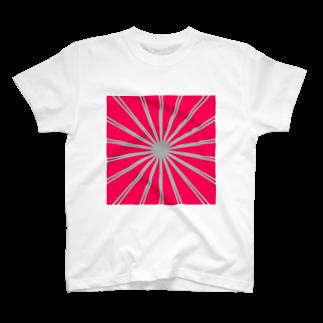 岡田啓佑(Keisuke Okada)の岡田きのこデザイン T-shirts