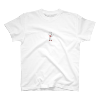 びきゃくねこ。 T-shirts