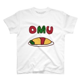 OMUOMU T-shirts