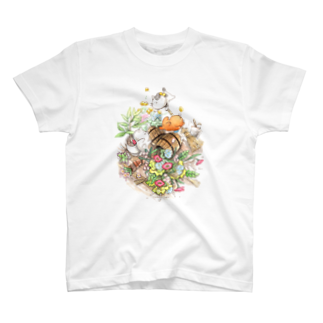 のらんちのわりことしい! T-shirts