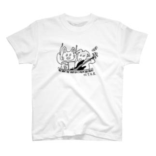 Ba.Dr. T-shirts