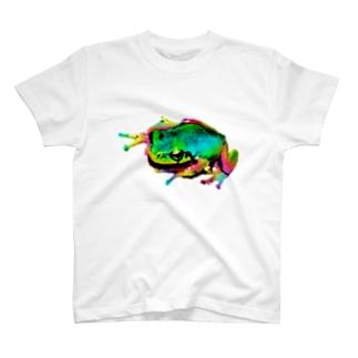 Akrofrog T-shirts