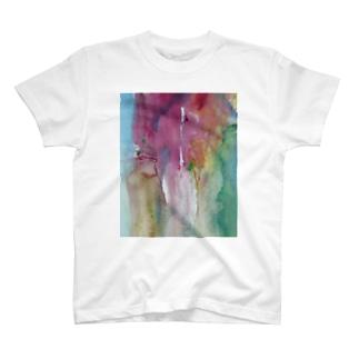 休日前夜② T-shirts