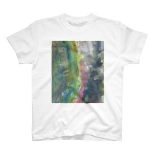 休日前夜③ T-shirts