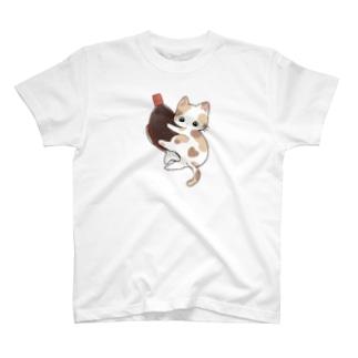 タレビンと猫 T-shirts
