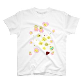 玉ねぎのたまちゃん T-shirts