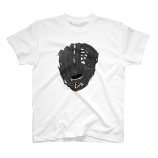 グローブ(外野手用)カラー3 T-shirts