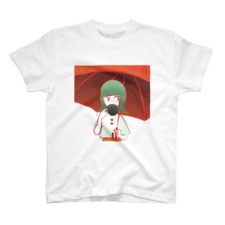 ドリップコーヒー T-shirts