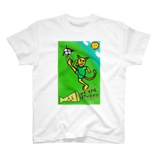 エンジョイスポーツ T-shirts