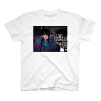 おもちin観覧車 T-shirts